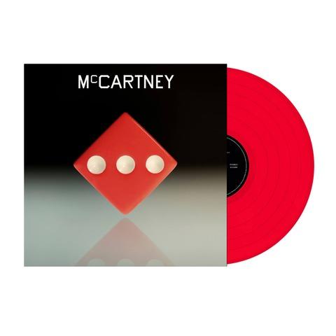 √III (Exclusive Red Vinyl) von Paul McCartney - LP jetzt im uDiscover Shop