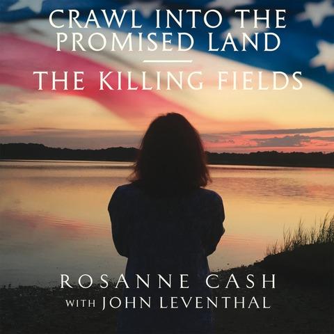 √Crawl Into The Promised Land (7inch) von Rosanne Cash -  jetzt im uDiscover Shop