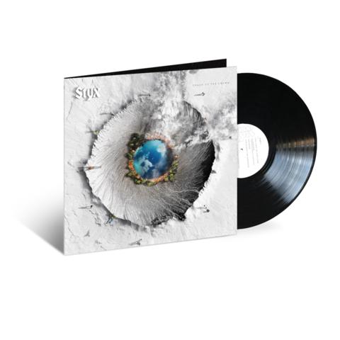 √Crash Of The Crown (LP) von Styx - lp jetzt im uDiscover Shop