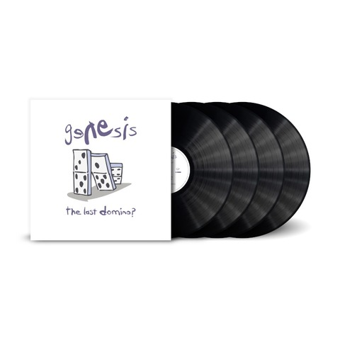 The Last Domino - The Hits (4LP) by Genesis - 4LP - shop now at uDiscover store