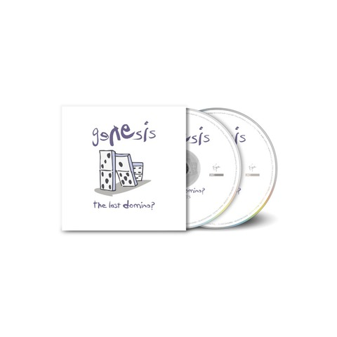 The Last Domino - The Hits (2CD) by Genesis - 2CD - shop now at uDiscover store