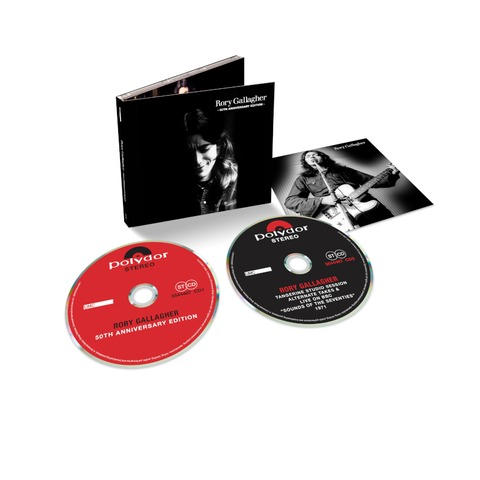 Rory Gallagher (50th Anniversary Edition) (2CD) von Rory Gallagher - 2CD jetzt im uDiscover Store