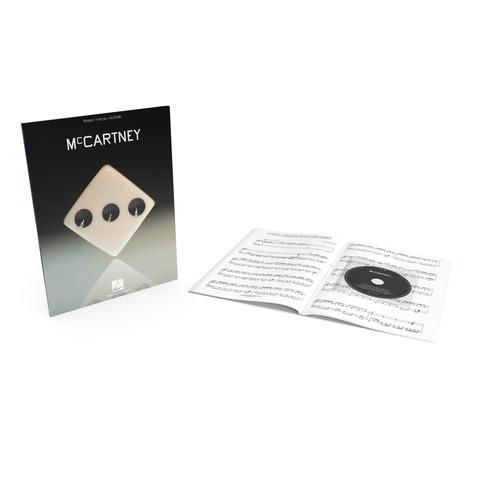 √III (Deluxe Songbook Edition + CD) von Paul McCartney -  jetzt im uDiscover Shop