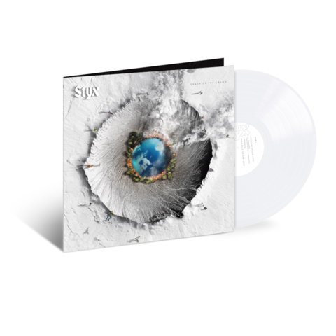 √Crash Of The Crown (Ltd Clear LP) von Styx - lp jetzt im uDiscover Shop