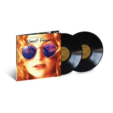Almost Famous 20th Anniversary (Ltd. Standard 180gr Black 2LP) by Various Artists - 2LP - shop now at uDiscover store
