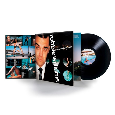 I've Been Expecting You by Robbie Williams - lp - shop now at uDiscover store