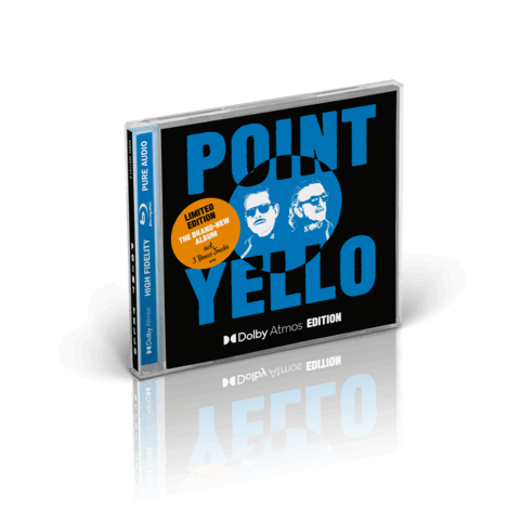 √Point (Dolby Atmos Edition) von Yello - BluRay Dolby Atmos jetzt im uDiscover Shop