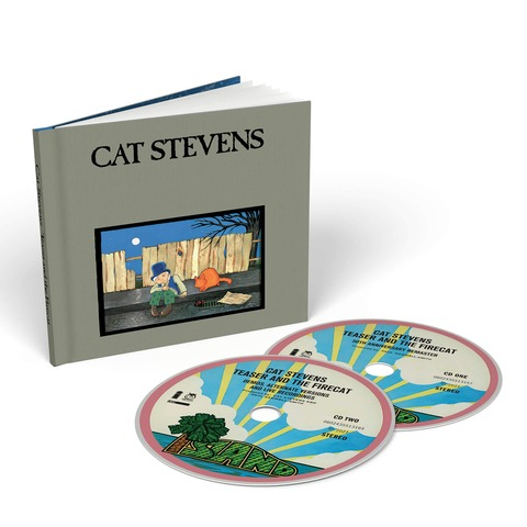 Teaser And The Firecat by Yusuf / Cat Stevens - 2CD Deluxe Edition: CD Edition - shop now at uDiscover store