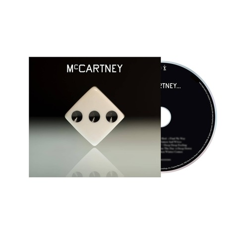 √III (Deluxe Edition White CD) von Paul McCartney - CD jetzt im uDiscover Shop
