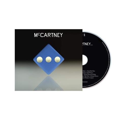 √III (Deluxe Edition Blue CD) von Paul McCartney - cd jetzt im uDiscover Shop