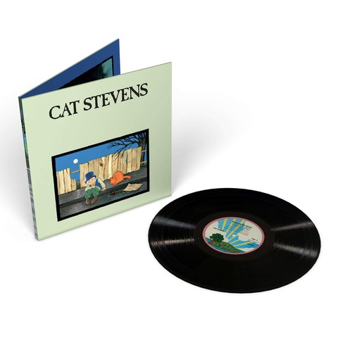 Teaser And The Firecat by Yusuf / Cat Stevens - lp - shop now at uDiscover store