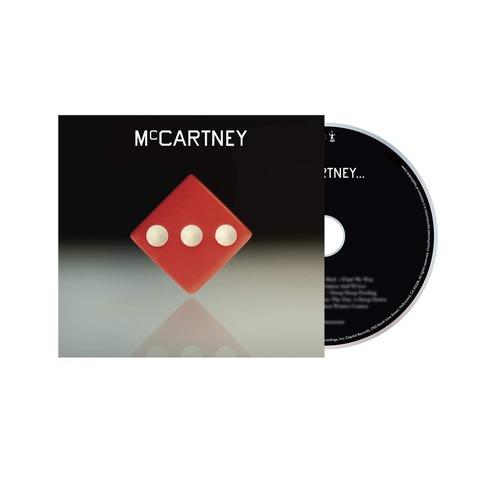 √III (Deluxe Edition Red CD) von Paul McCartney - cd jetzt im uDiscover Shop