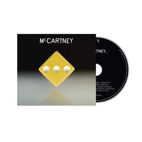√III (Deluxe Edition Yellow CD) von Paul McCartney - cd jetzt im uDiscover Shop