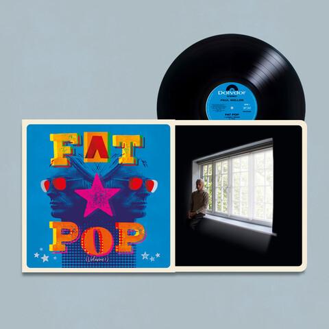 √Fat Pop (Black LP) von Paul Weller - lp jetzt im uDiscover Shop