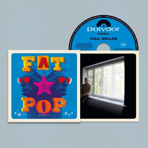 √Fat Pop (CD) von Paul Weller - cd jetzt im uDiscover Shop