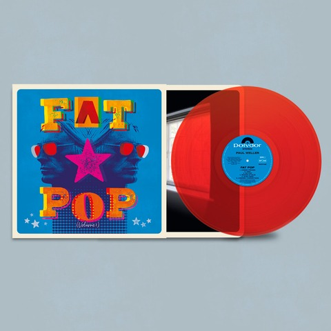 √Fat Pop (Excl. Coloured LP) von Paul Weller - lp jetzt im uDiscover Shop