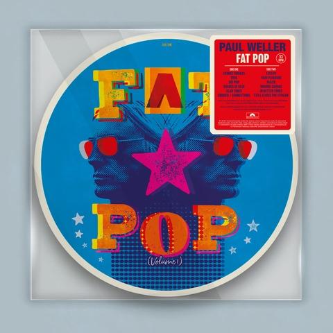 √Fat Pop (Excl. Picture LP) von Paul Weller - Picture LP jetzt im uDiscover Shop