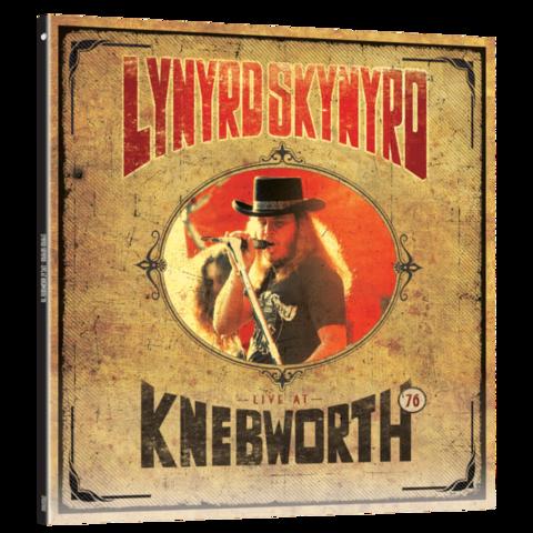 √Live At Knebworth '76 (DVD + 2LP) von Lynyrd Skynyrd - DVD + 2LP jetzt im uDiscover Shop