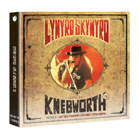 √Live At Knebworth '76 (DVD + CD) von Lynyrd Skynyrd - DVD + CD jetzt im uDiscover Shop