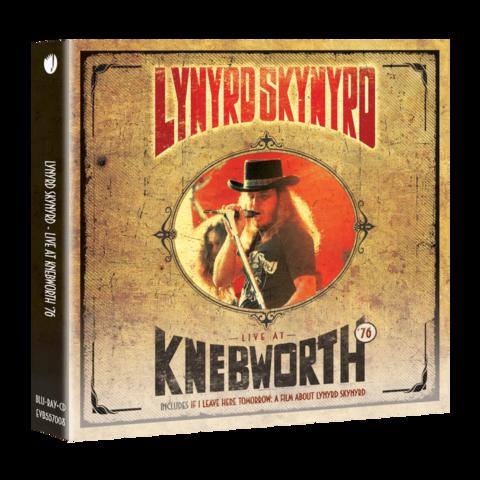 √Live At Knebworth '76 (BluRay + CD) von Lynyrd Skynyrd - BluRay + CD jetzt im uDiscover Shop