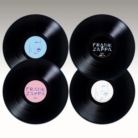 Zappa '88: The Last U.S. Show (Ltd. Edition - 180g Black Vinyl) von Frank Zappa - 4LP jetzt im uDiscover Shop