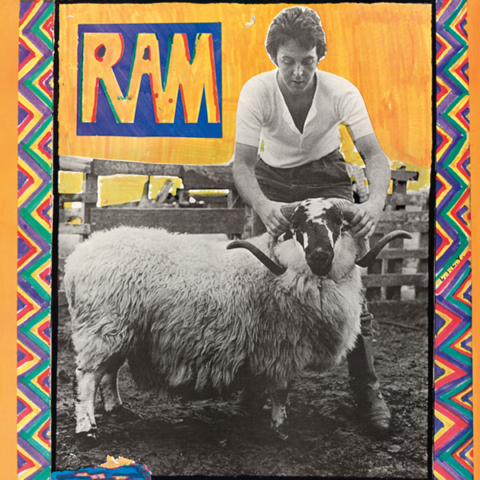 RAM (50th Anniversary Half-Speed Master Edition) von Paul McCartney & Linda McCartney - LP jetzt im uDiscover Shop