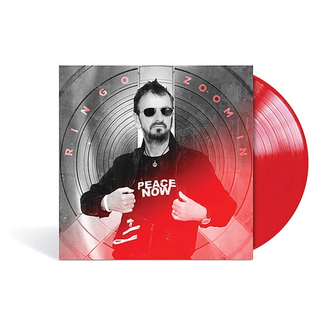 Zoom In (Ltd. Coloured Vinyl - EP) von Ringo Starr - Coloured LP jetzt im uDiscover Shop