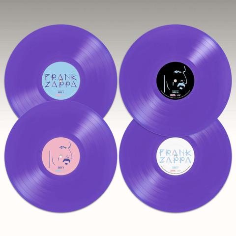 Zappa '88: The Last U.S. Show (Ltd. Edition - Excl. 180g Opaque Purple Vinyl) von Frank Zappa - Coloured 4LP jetzt im uDiscover Shop