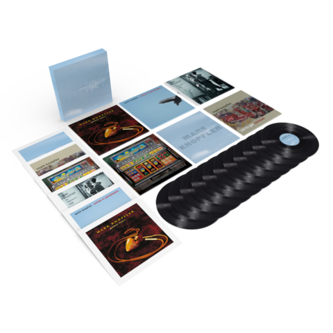 The Studio Albums 1996 - 2007 (11LP Boxset) by Mark Knopfler - Box set - shop now at uDiscover store