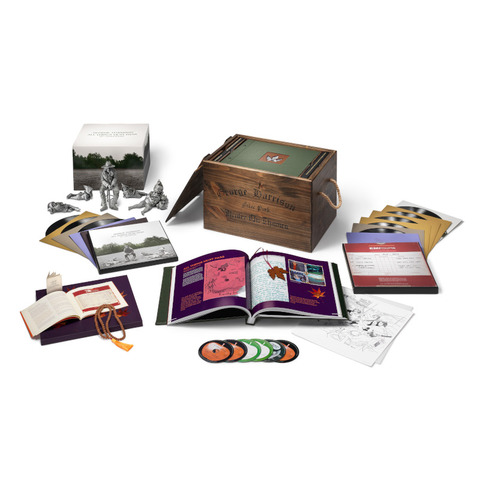 √All Things Must Pass (Exclusive Limited Uber Deluxe Box) von George Harrison - Box set jetzt im uDiscover Shop