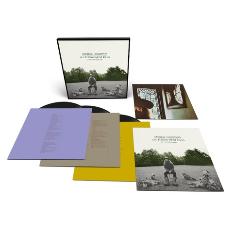 All Things Must Pass (3LP) by George Harrison -  - shop now at uDiscover store