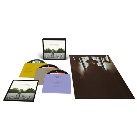 All Things Must Pass (Limited 3CD Deluxe) by George Harrison - 3CD - shop now at uDiscover store