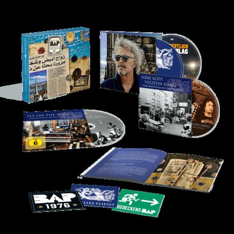 √Alles Fliesst - Geburtstags Edition (Ltd. Deluxe) von Niedeckens BAP -  jetzt im uDiscover Shop