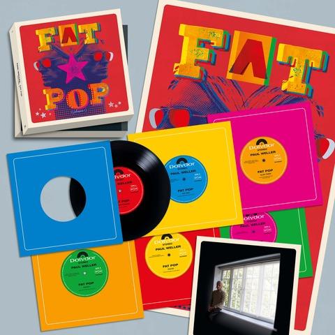 Fat Pop (Excl. 6 x 7inch Boxset) von Paul Weller - 6 x 7inch Boxset jetzt im uDiscover Shop