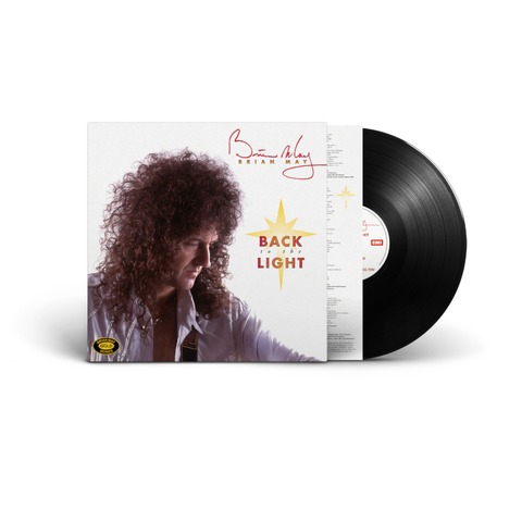 Back To The Light (LP 180gr Remastered) by Brian May - lp - shop now at uDiscover store