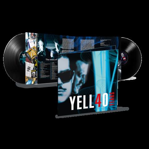 4O YEARS (Ltd. 2LP) von Yello - 2LP jetzt im uDiscover Shop