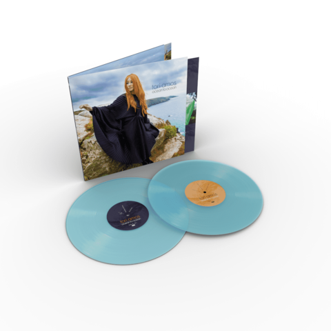 Ocean To Ocean by Tori Amos - Ltd. Colored 2LP - shop now at uDiscover store