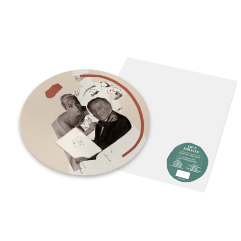 Love For Sale (Picture Disc Vinyl) by Tony Bennett & Lady Gaga -  - shop now at uDiscover store