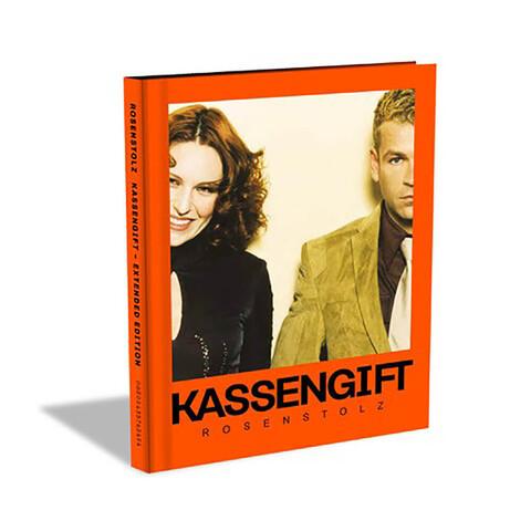 √Kassengift (Ltd. Extended Edition - 2CD) von Rosenstolz - 2CD jetzt im uDiscover Shop