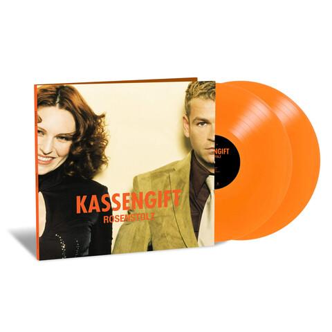 √Kassengift (Ltd. Extended Edition - Coloured 2LP) von Rosenstolz - 2LP jetzt im uDiscover Shop