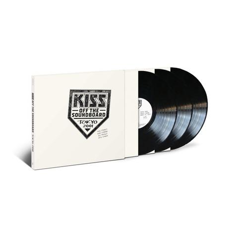 √Off The Soundboard: Tokyo 2001 (3LP) von Kiss -  jetzt im uDiscover Shop