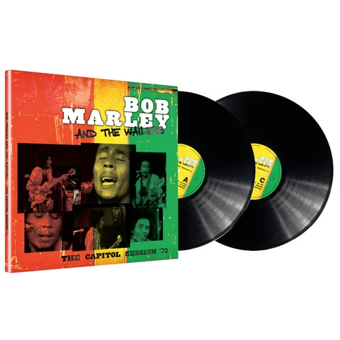 The Capitol Session '73 (2LP) by Bob Marley & The Wailers - 2LP - shop now at uDiscover store