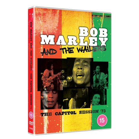 The Capitol Session '73 (DVD) by Bob Marley & The Wailers - DVD - shop now at uDiscover store