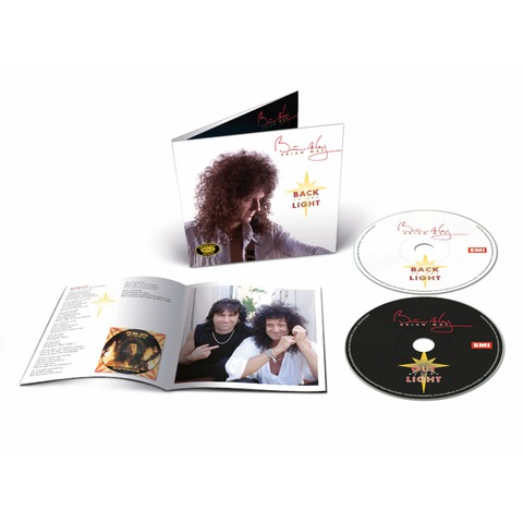 Back To The Light (Deluxe 2CD Remastered) by Brian May - 2CD - shop now at uDiscover store