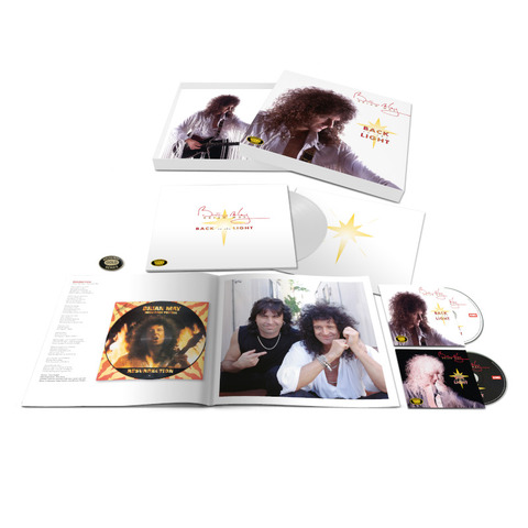 Back To The Light (Limited Collectors Edition Boxset) by Brian May - Box set - shop now at uDiscover store