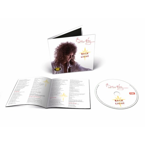 Back To The Light (CD Remastered) by Brian May - CD - shop now at uDiscover store