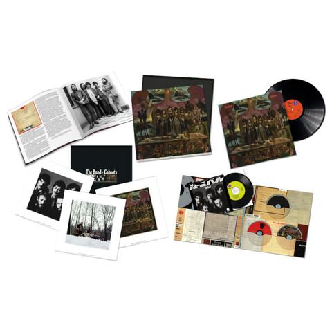 Cahoots - 50th Anniversary von The Band - LP+2CD+BLU-RAY BOX jetzt im uDiscover Store