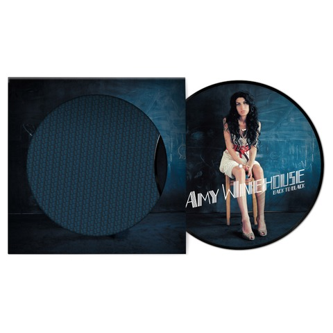 Back To Black (Picture Disc LP) by Amy Winehouse -  - shop now at uDiscover store