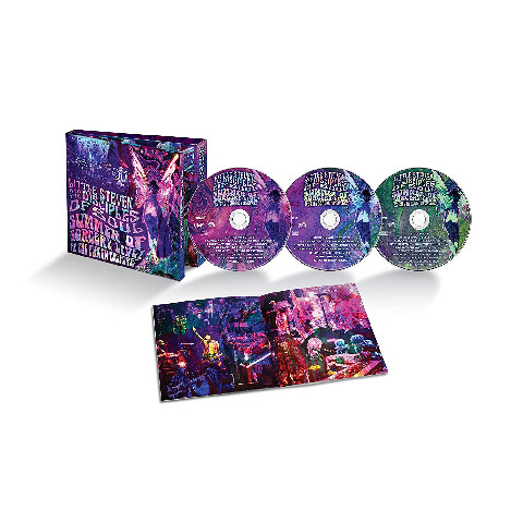 Summer Of Sorcery: Live From The Beacon Theatre by Little Steven & The Disciples Of Soul - 3CD - shop now at uDiscover store