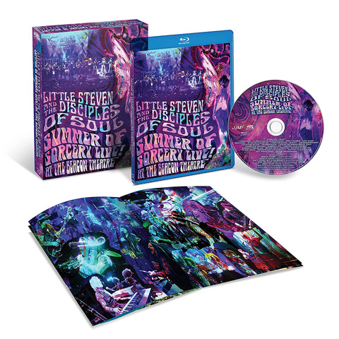 Summer Of Sorcery: Live From The Beacon Theatre by Little Steven & The Disciples Of Soul - BluRay - shop now at uDiscover store